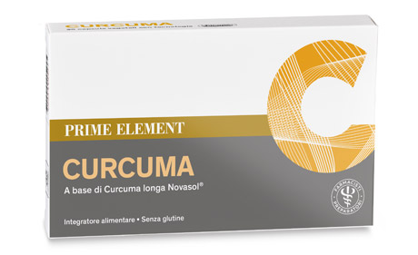 Curcuma Prime Element